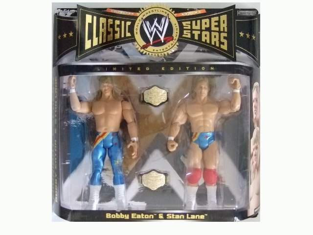WWE Classic Superstars Limited Edition - Midnight Express Action Figure 2-Pack