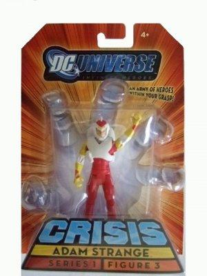 DC Universe Infinite Heroes Series 1 - Adam Strange Action Figure