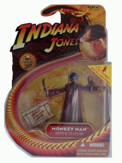 Indiana Jones Series 1 - Monkeyman Action Figure