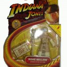 Indiana Jones Series 1 - Rene Belloq Action Figure
