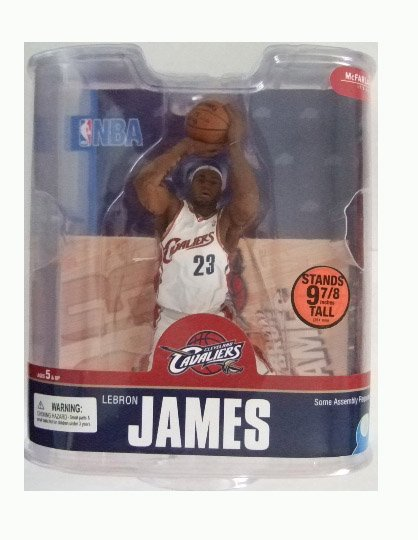 McFarlane Sportspicks NBA Series 13 - Lebron James Variant Action Figure
