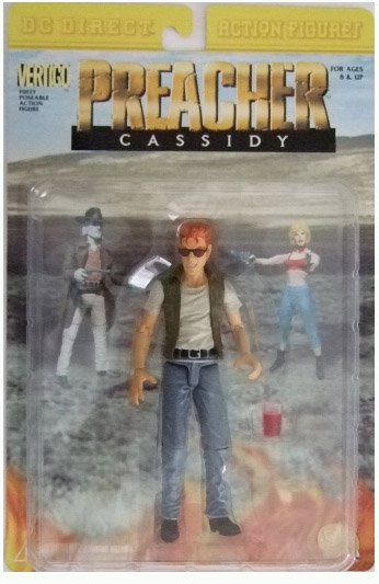 DC Direct: Preacher -  Cassidy Action Figure