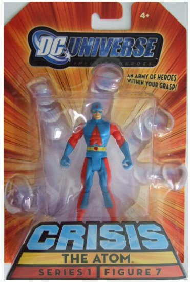 DC Universe Infinite Heroes Series 1 - The Atom Action Figure