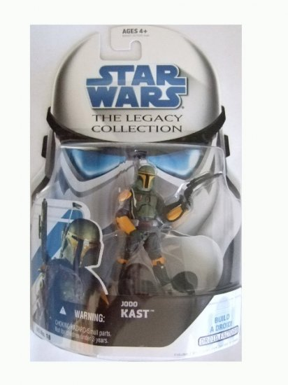 Star Wars Legacy Collection - Jodo Kast Action Figure