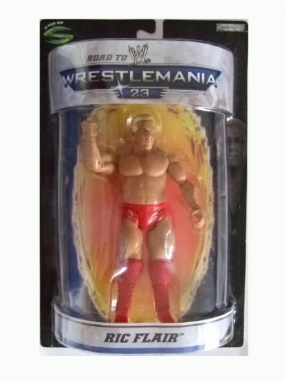 WWE Road to Wrestlemania 23 - Ric Flair Action Figure