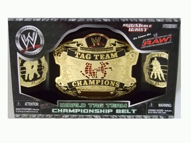 WWE World Tag Team Championship Belt Accessory