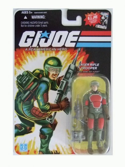 GI Joe 25th Anniversary Reissue - Sgt. Flash Action Figure