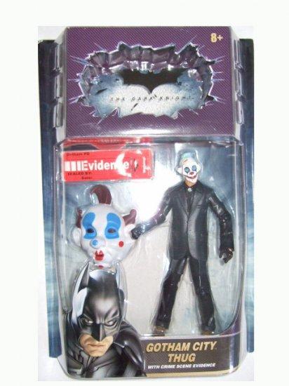 The Dark Knight Movie Masters - Gotham City Thug (Version #2) Action Figure