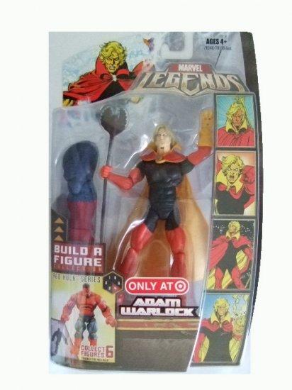Marvel Legends Series 5 Exclusive - Adam Warlock Action Figure