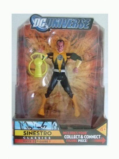 DC Universe Series 3 - Sinestro Variant Action Figure