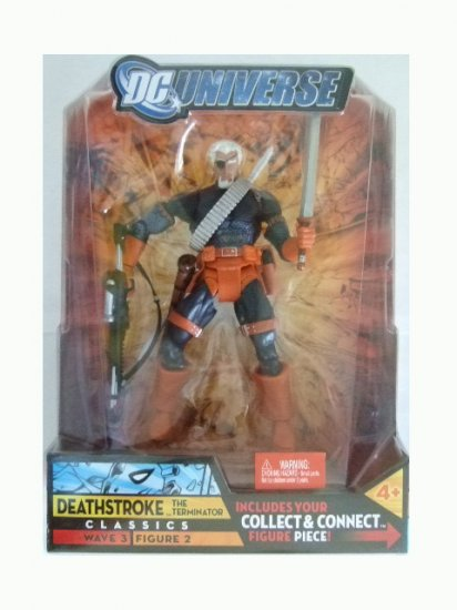 DC Universe Series 3 - Deathstroke Variant Action Figure