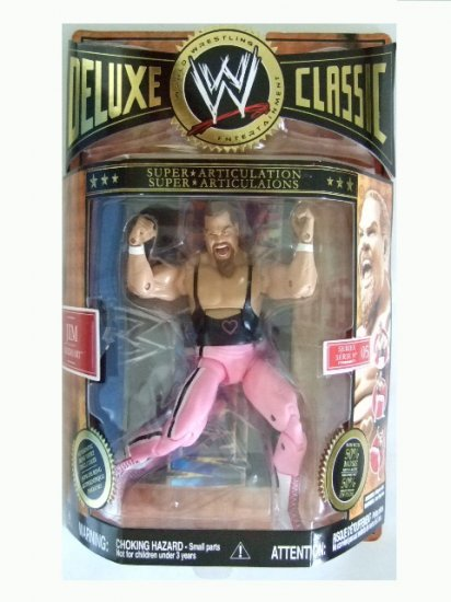 WWE Deluxe Classic Series 5 - Jim The Anvil Neidhart Action Figure
