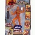 Marvel Legends Series 6 Exclusive - Human Torch Action Figure