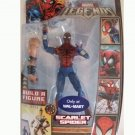 Marvel Legends Series 6 Exclusive - Scarlet Spider Action Figure