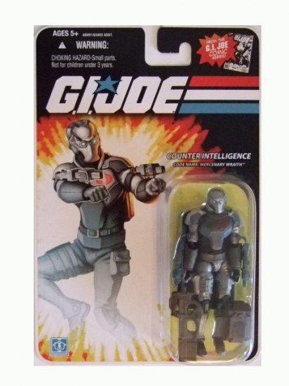 GI Joe 25th Anniversary Wave 10 - Wraith Action Figure