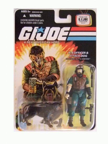 GI Joe 25th Anniversary Wave 10 - Mutt & Junkyard Action Figure
