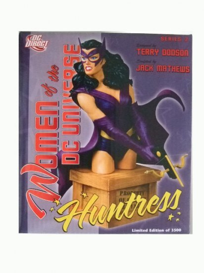 Woman of the DC Universe Series 2 - Huntress Bust