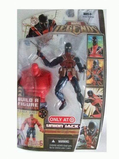 Marvel Legends Series 5 Exclusive - Union Jack Action Figure
