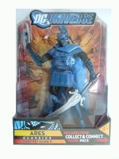 DC Universe Series 4 - Ares Action Figure