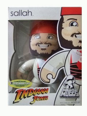 Indiana Jones Mighty Muggs Exclusive - Sallah Action Figure
