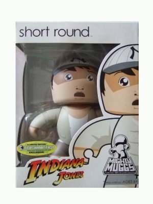 Indiana Jones Mighty Muggs Exclusive - Short Round Action Figure