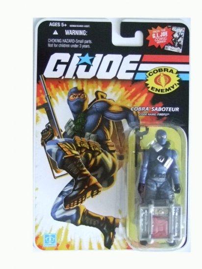 GI Joe 25th Anniversary Wave 13 - Firefly Action Figure