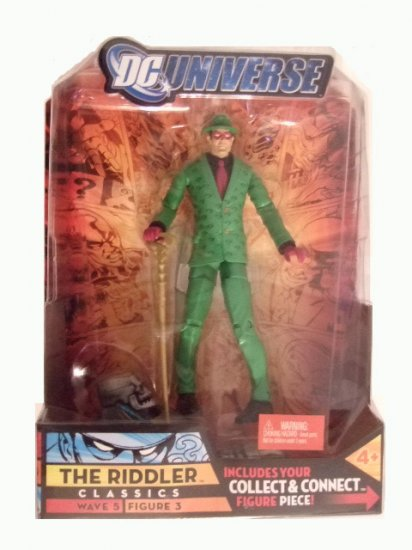 DC Universe Series 5 - The Riddler Action Figure