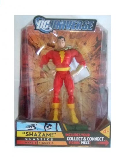 DC Universe Series 6 - Shazam Action Figure
