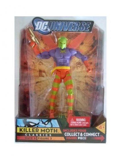 DC Universe Series 6 - Killer Moth Action Figure