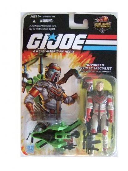 GI Joe 25th Anniversary Wave 11 - Specialist Trakker Action Figure