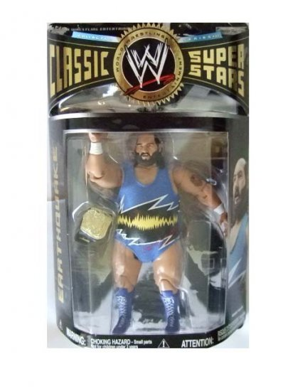 WWE Classic Superstars Series 22 - Earthquake Action Figure