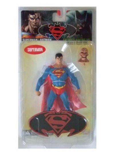DC Direct: Superman/Batman Series 6 -  Superman Action Figure