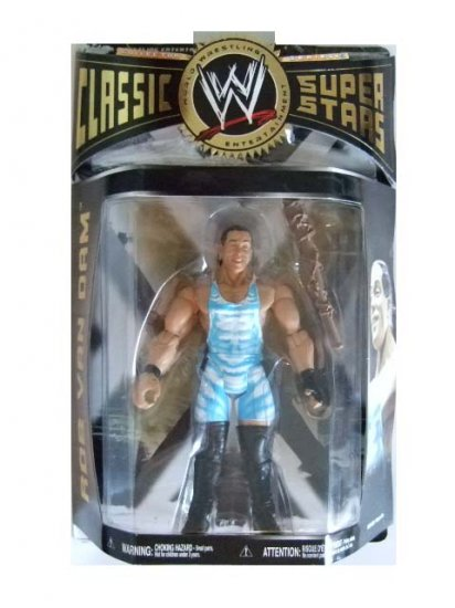 WWE Classic Superstars Series 23 - Rob Van Dam Action Figure