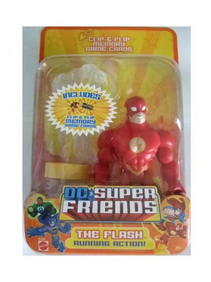 DC Super Friends - The Flash Action Figure