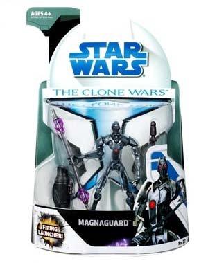 Star Wars Clone Wars Wave 4 - MagnaGuard Action Figure