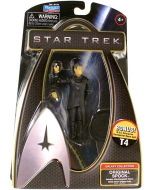 Star Trek The Movie 2009 - Original Spock 3 Inch Action Figure