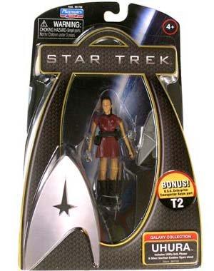 Star Trek The Movie 2009 - Uhura 3 Inch Action Figure