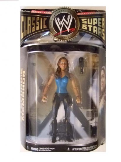 WWE Classic Superstars Series 24 - Stephanie McMahon Action Figure