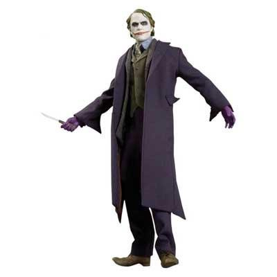 DC Direct: The Dark Knight 1/6 Scale - The Joker 13 Inch Deluxe Collector Doll