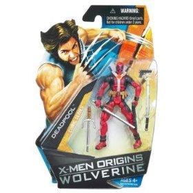 X-Men Origins: Wolverine - Deadpool (Comic Series) Action Figure