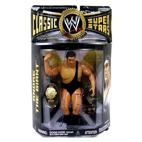WWE Best of Classic Superstars - Andre the Giant Action Figure