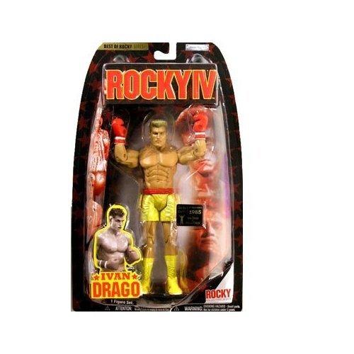 Best of Rocky Series 1 - Ivan Drago Action Figure