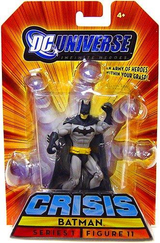 DC Universe Inifinite Heroes Series 1 - Batman Action Figure
