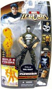 Marvel Legends Nemesis Series - Punisher Variant Action Figure