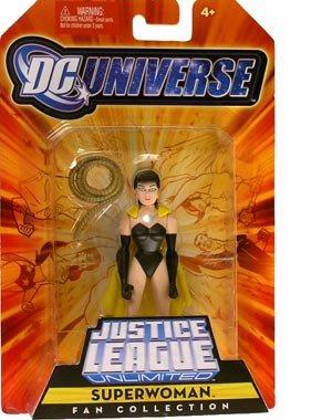 DC Universe Justice League Unlimited - Superwoman Action Figure
