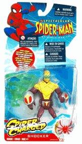 Spectacular Spider-Man - Shocker Action Figure