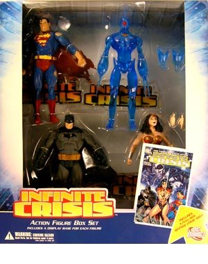 DC Direct - Inifinite Crisis Action Figure Box Set
