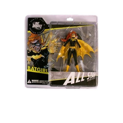 DC Direct All Star Series 1 - Batgirl Action Figure