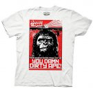 "Planet of the Apes ""Dirty Ape"" XX-Large T-Shirt"