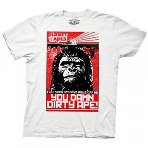 """Planet of the Apes """"Dirty Ape"""" XX-Large T-Shirt"""